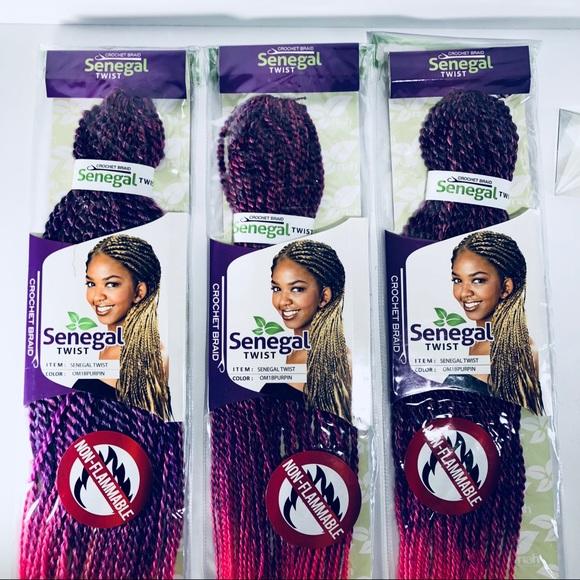 Senegal Accessories Crochet Twist Weave Hair Extensions Poshmark